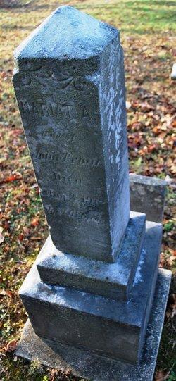 Harriet A. <i>Baker</i> Trout