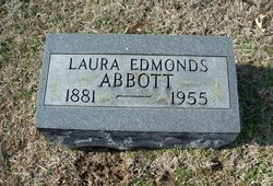 Anna Laura <i>Edmonds</i> Abbott