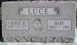 Mary <i>Berente</i> Luce