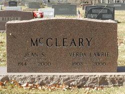 Verda Bell <i>McCleary</i> Lawrie