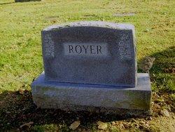 James Garfield Buck Royer