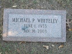Michael P Whiteley