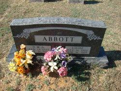 Leola Louise <i>Warren</i> Abbott