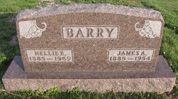 Nellie E <i>Doyle</i> Barry