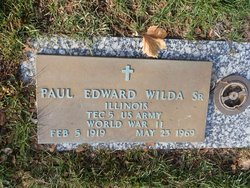 Paul Edward Wilda