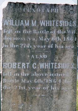 William M Whitesides