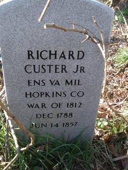 Richard Custer, Jr
