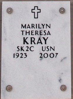 Marilyn Theresa Kray