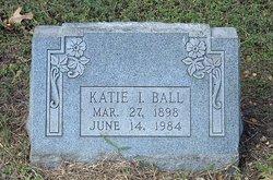 Katie I Ball