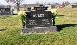 Virginia A. <i>Callihan</i> Burke