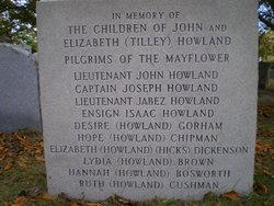 Elizabeth <i>Howland</i> Dickinson