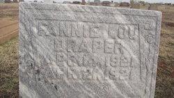Fannie Lou Draper