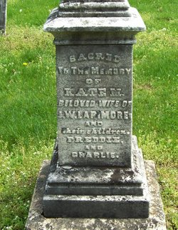 Two Sons of James and Katie Larimore