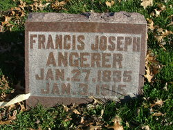 Francis Joseph Franz Angerer