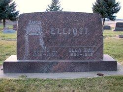 Olga <i>McDonald</i> Elliott