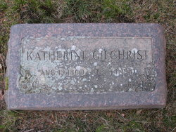 Katherine <i>Robinson</i> Gilchrist