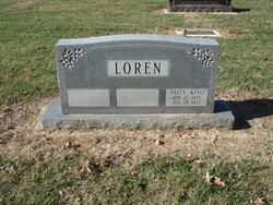 Robert Lee Loren, Sr