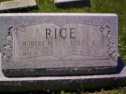 Helen Katherine <i>Meloy</i> Rice