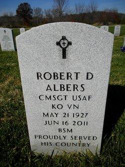 Robert Dale Albers