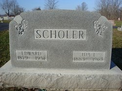 Ida Laura <i>Wehrly</i> Scholer