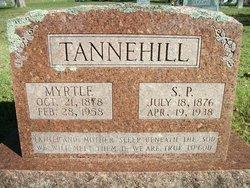 Myrtle Martha <i>Ford</i> Tannehill