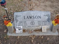 Joyce Earline <i>Jones</i> Lawson