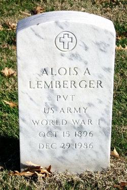 Alois A Lemberger