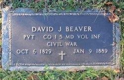 David J. Beavers