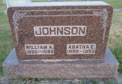 Agatha Ella <i>Quenett</i> Johnson