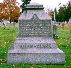 Electa <i>Warner</i> Allen