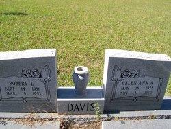 Robert Lee Bob Davis