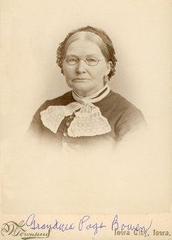 Mahala Brown <i>Lane</i> Page Bowen