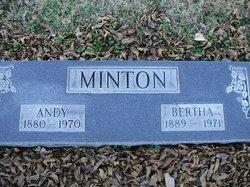Andrew Andy Minton