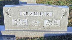 Versie <i>Hopkins</i> Branham