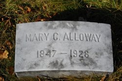 Mary <i>Koontz</i> Alloway