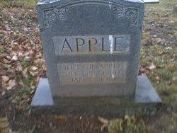 John Richard Apple