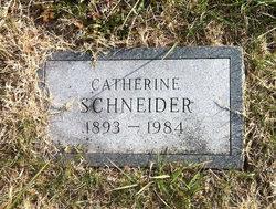 Catherine <i>Bonnel</i> Schneider