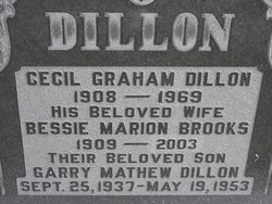 Cecil Graham Ceece Dillon
