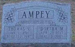 Dortha Mae <i>Coker</i> Ampey