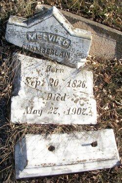 Melvin C Chamberlain