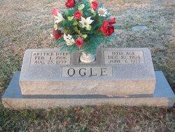 Nellie Arttice <i>Dyer</i> Ogle