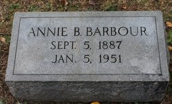 Annie <i>Brown</i> Barbour