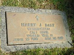Harry J Daly