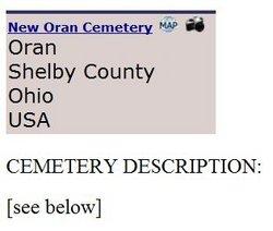 New Oran Cemetery