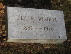 Lily <i>Roy</i> Windell