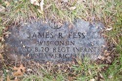 James Robert Fess