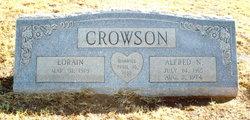 Jimmie Lorain <i>Phillips</i> Crowson