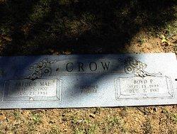 Boyd P Crow
