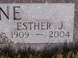 Esther J Cone