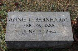 Annie K Barnhardt